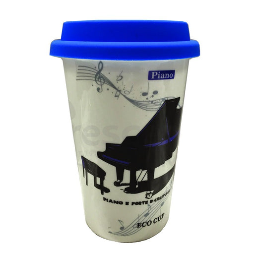 Music Travel Mug Piano