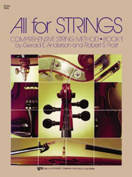 All for Strings Viola