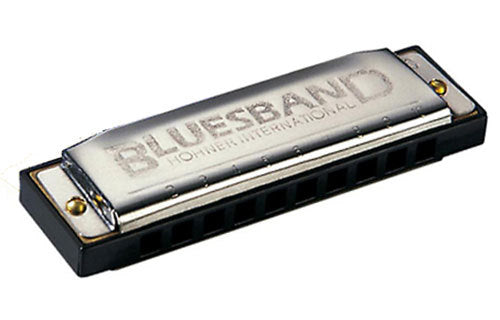Hohner Enthusiast Series Bluesband Harmonica