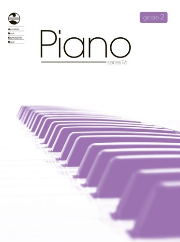 AMEB Piano Exam Pieces / Grade Books Series 16
