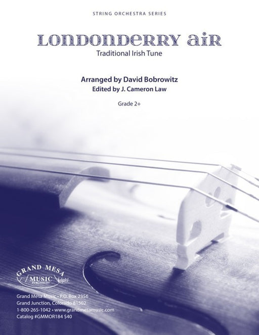 Londonderry Air - String Orchestra
