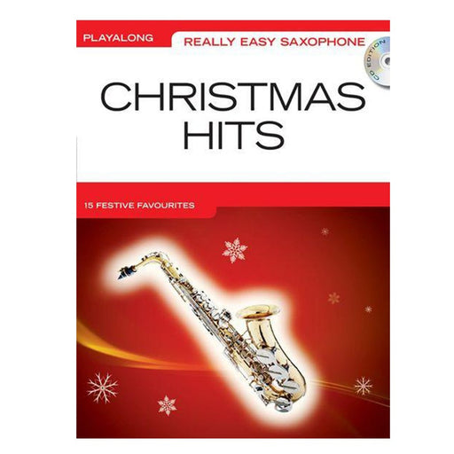 Really Easy Saxophone Playalong Christmas Hits