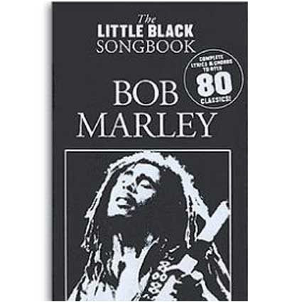Little Black Songbook Bob Marley by