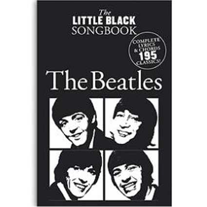 Little Black Songbook The Beatles by