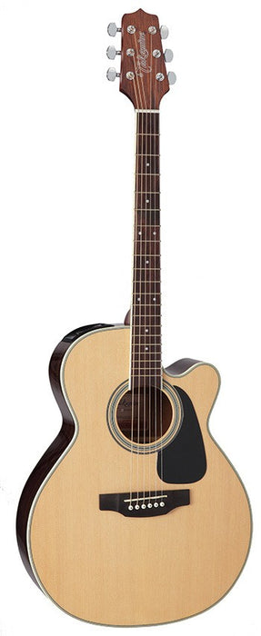 Takamine Acoustic Guitar NEX with Cutaway - Natural Satin