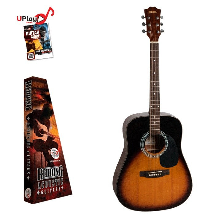 Redding RED64 Acoustic Guitar Dreadnought