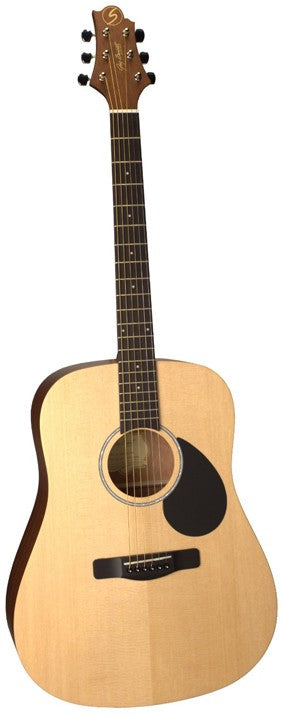 Greg Bennett GD50 Acoustic Guitar Dreadnought