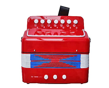Junior Button Accordion by