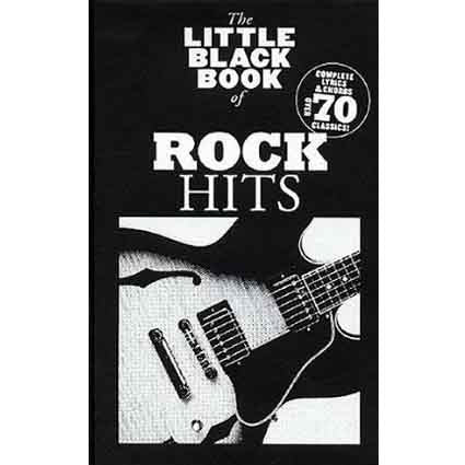 Little Black Songbook Rock Hits by