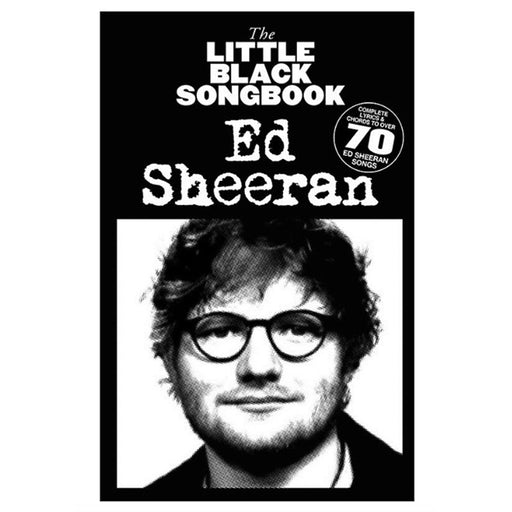 Little Black Songbook of Ed Sheeran