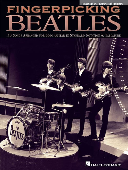 Fingerpicking Beatles Revised & Expanded Edition