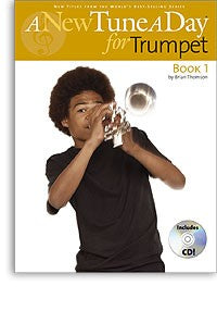 A New Tune a Day for Trumpet by