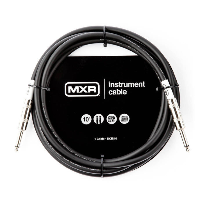 MXR Instrument Cable Straight/Straight Angle Ends
