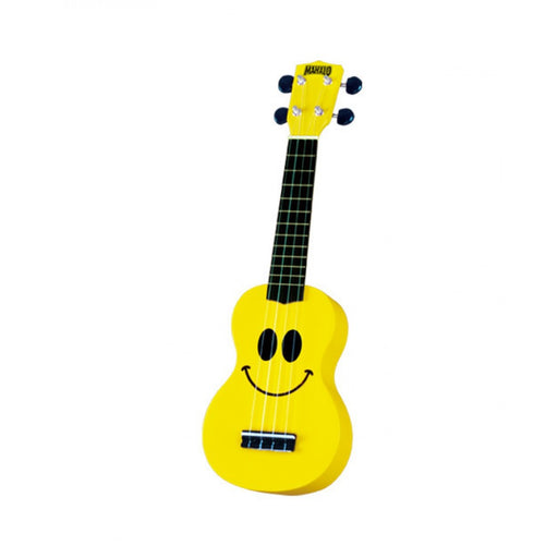 Mahalo Soprano Ukulele with Smiley Face by Mahalo