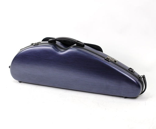 HQ Polycarbonate Half Moon Violin Case