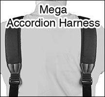 Mega Accordion Harness by Neotech by