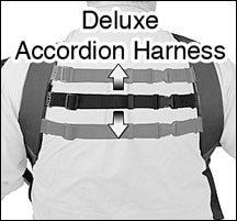 Deluxe Accordion Harness by Neotech by