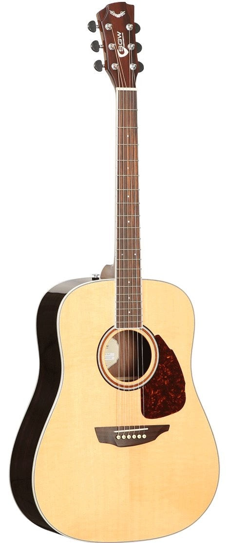 Samick Acoustic Guitar Dreadnought S500D