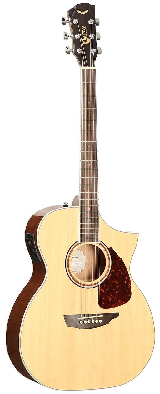 Samick Acoustic Guitar Orchestra Cutaway S350OM