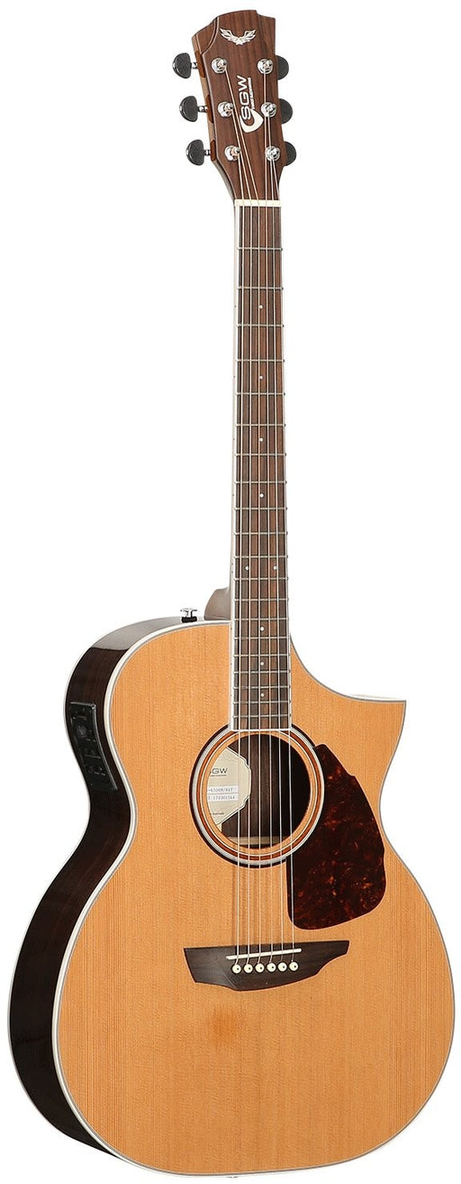 Samick Acoustic Guitar Orchestra S650OM