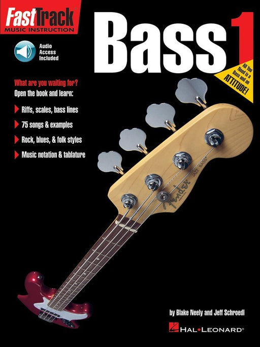 FastTrack Bass Method Book