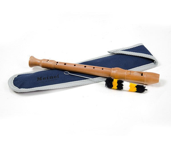 Meinel Descant Recorder Pearwood