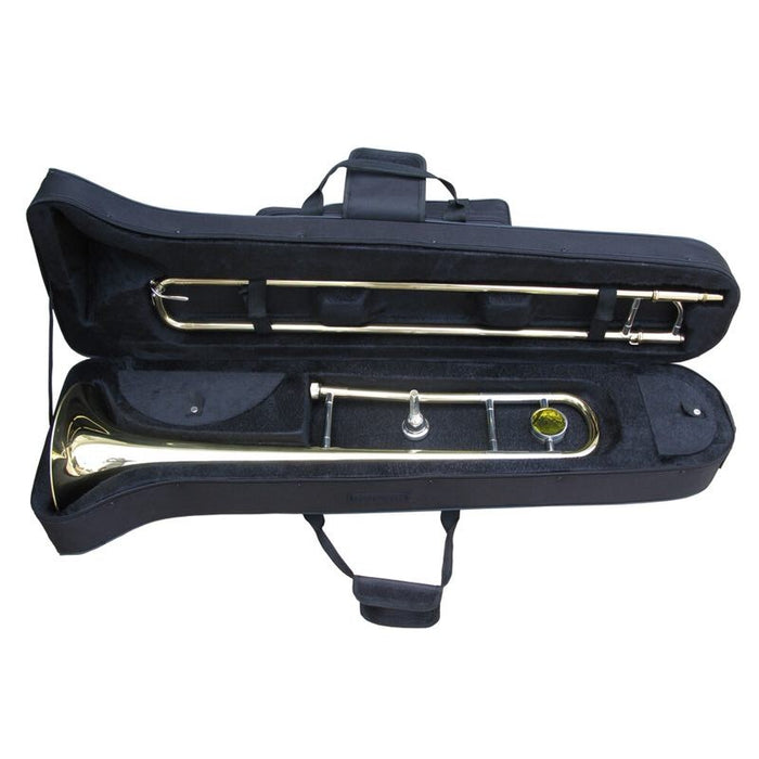 ORION B♭ Trombone Lacquer with Case and Mouthpiece