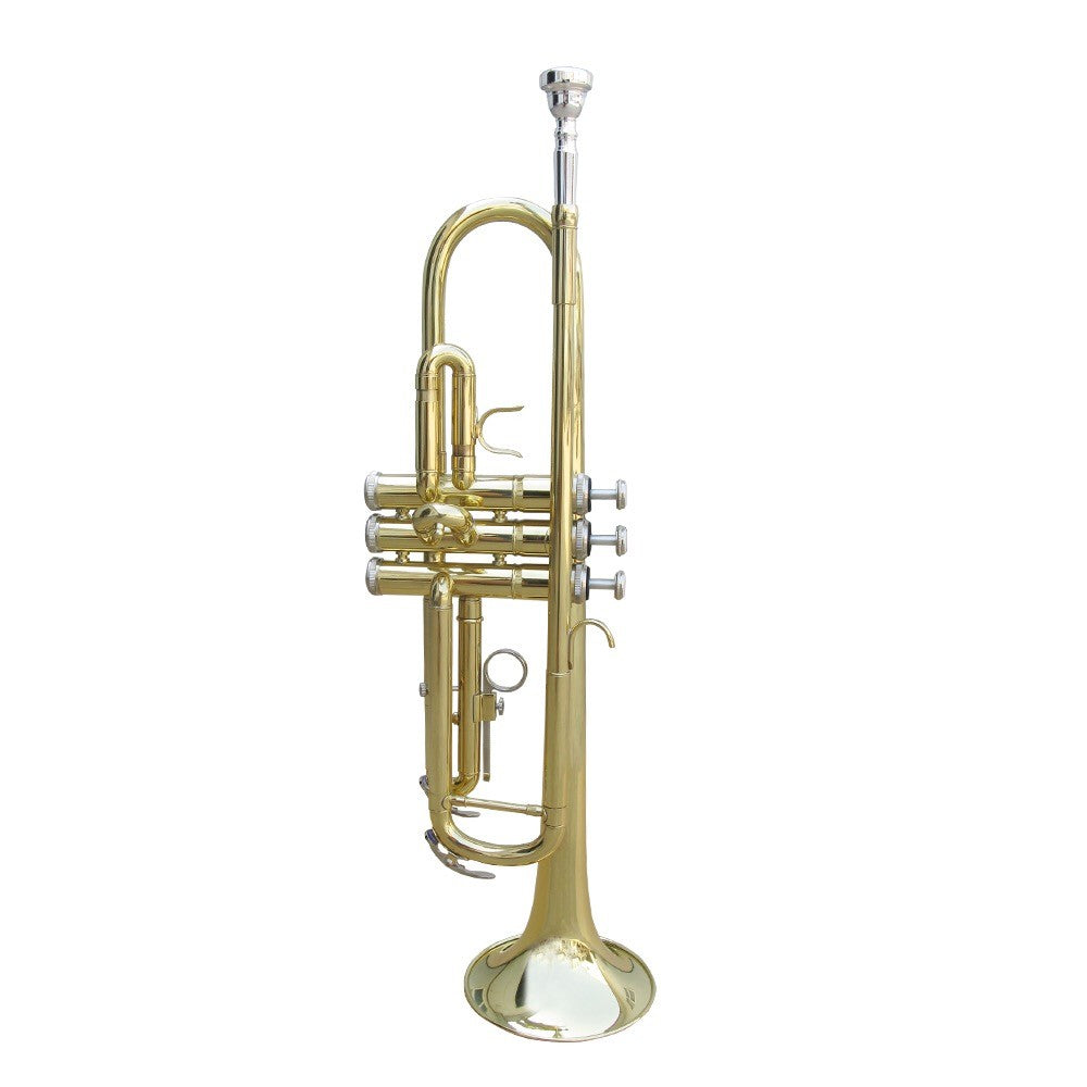 ORION B♭ Trumpet Lacquer with Monel Valves