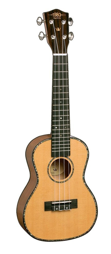 1880 Ukulele Co. 200 Series Concert