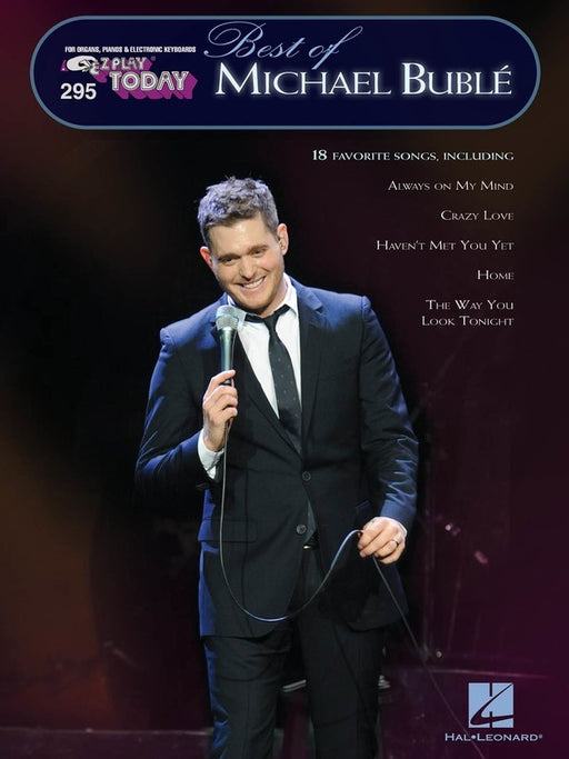 EZ Play 295 Best of Michael Bublé