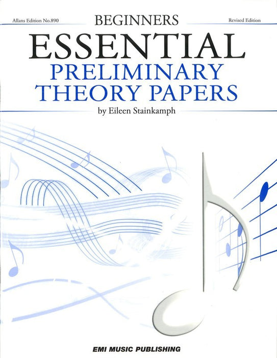 Essential Theory Papers by Eileen Stainkamph