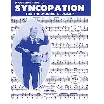 Syncopation for the Modern Drummer Ted Reed by