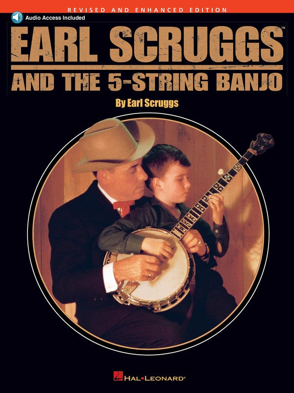 Earl Scruggs and the 5 String Banjo Book and Audio Access ( Revised & Enhanced Edition)