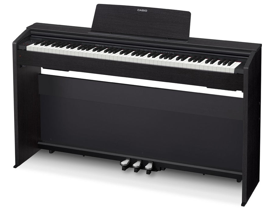 Casio Privia PX-870 Black Wooden Digital Piano
