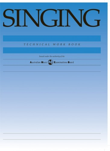 Singing Technical Work Book - 1998
