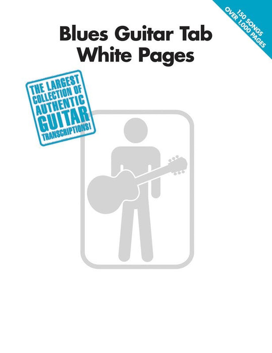 Blues Guitar Tab White Pages by