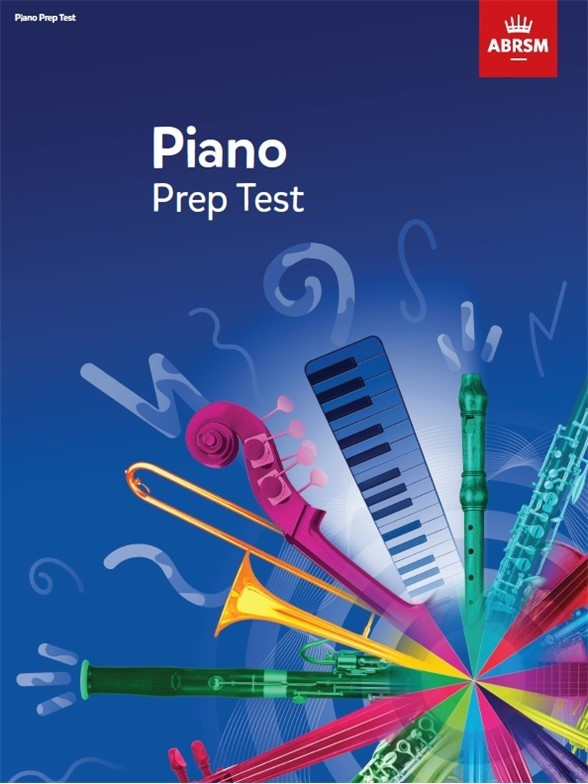 ABRSM Piano Prep Test revised 2016