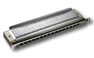 Larry Adler 64C Chromatic Harmonica in the Key of C