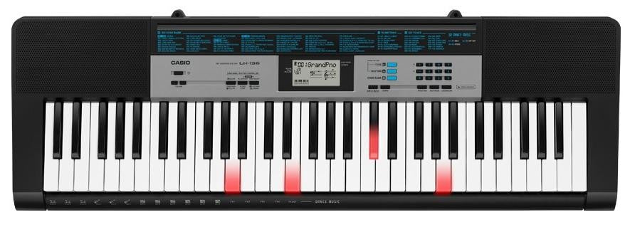 Casio LK136 Lighting Keyboard with 61 Non-Touch Sensitive Keys