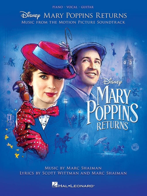 Mary Poppins Returns PVG