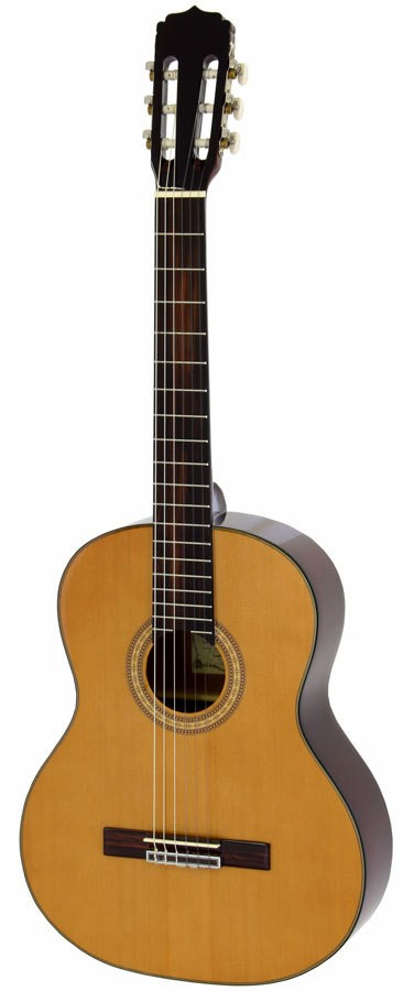 Aria AK25 Series 1/2 Size Classical/Nylon String Guitar