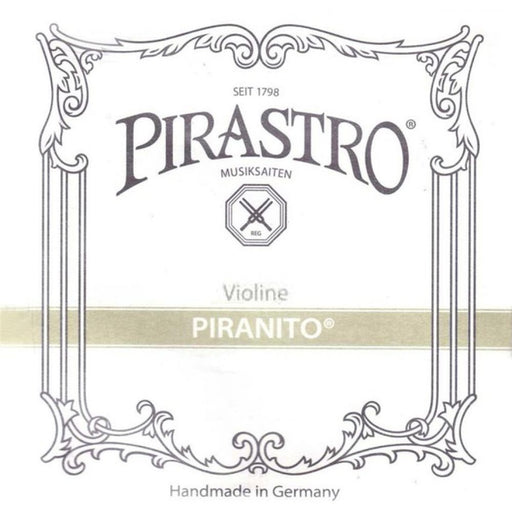 Pirastro Piranito Violin Strings Set