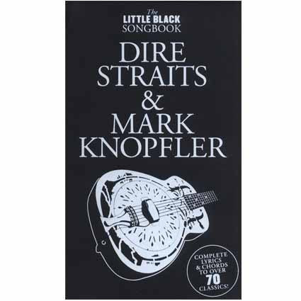 Little Black Songbook Dire Straits & Mark Knopfler by