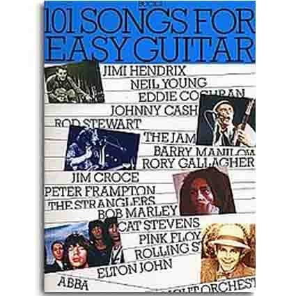 101 Songbook Easy Guitar Book 2 by