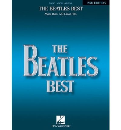 Beatles Best for Piano, Vocals, Guitar by