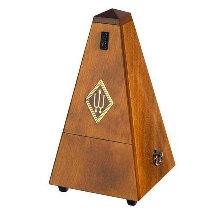 Wittner High Gloss Walnut Metronome by Wittner