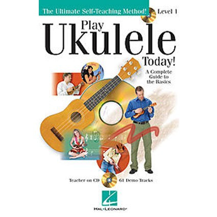 Play Ukulele Today by
