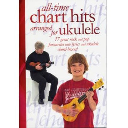 All Time Chart Hits for Ukulele by