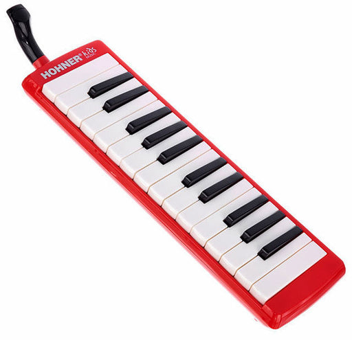 Hohner 26-Key Kids Melodica Red