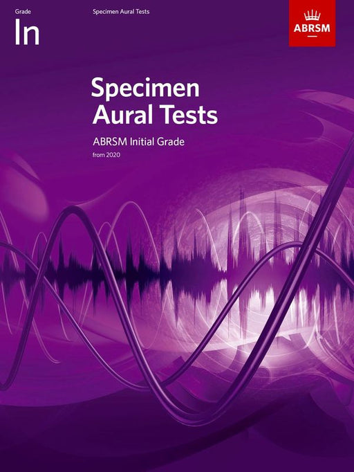 Specimen Aural Tests Initial Grade from 2020